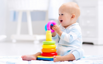 7 Simple Tips to Teach Your Baby a New Motor Skill