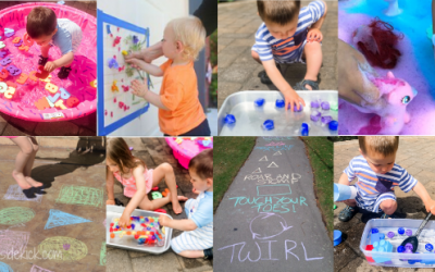 11 Simple and Fun Outdoor Activities for Your Toddler