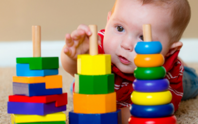 Fine Motor Play Activities For Your 3 to 6 Month Old Baby