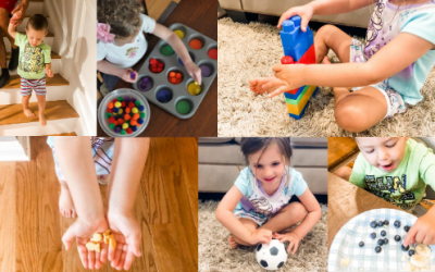 16 Activities to Introduce Counting and Math to Your Toddler
