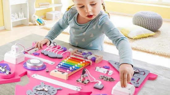 15 Toddler Busy Board Ideas Your Child Will Love!