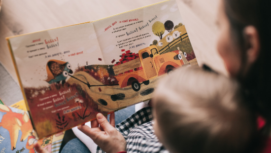 Reading can improve speech in your toddlers, preschoolers, or young children for a variety of reasons. Books are effective tools to kickstart your child's cognition, language, & communication among other things. The benefits of reading to your child will improve any significant speech delays by promoting creativity, imagination, and language.