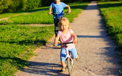 How to Teach a Kid to Ride a Bike Using a Balance Bike