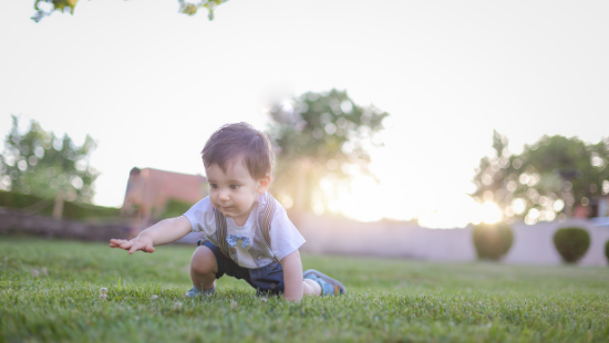 Outdoor Activities for One-Year-Olds