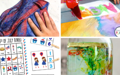 25 Fourth of July Activities for Preschoolers