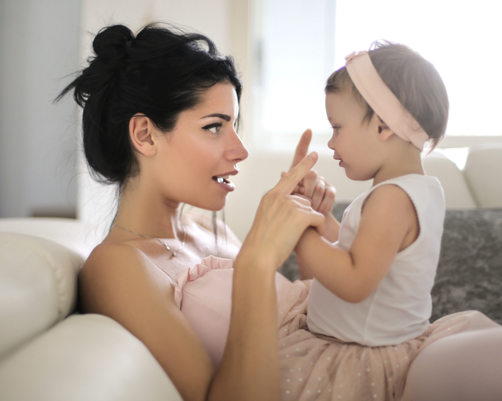 Tips on how to teach simple sign language basics to your baby so they can learn to communicate better with you.