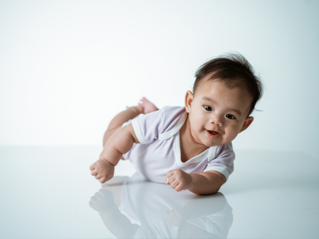 Wondering how to teach a baby to roll over? Try these 11 tips to teach your baby to roll from tummy to back and back to tummy.