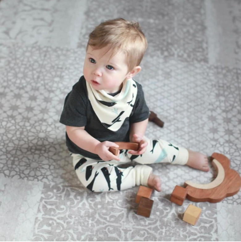 Baby play mats are an important part of your baby's playtime and development. Providing a safe and soft space for your baby to grow and learn