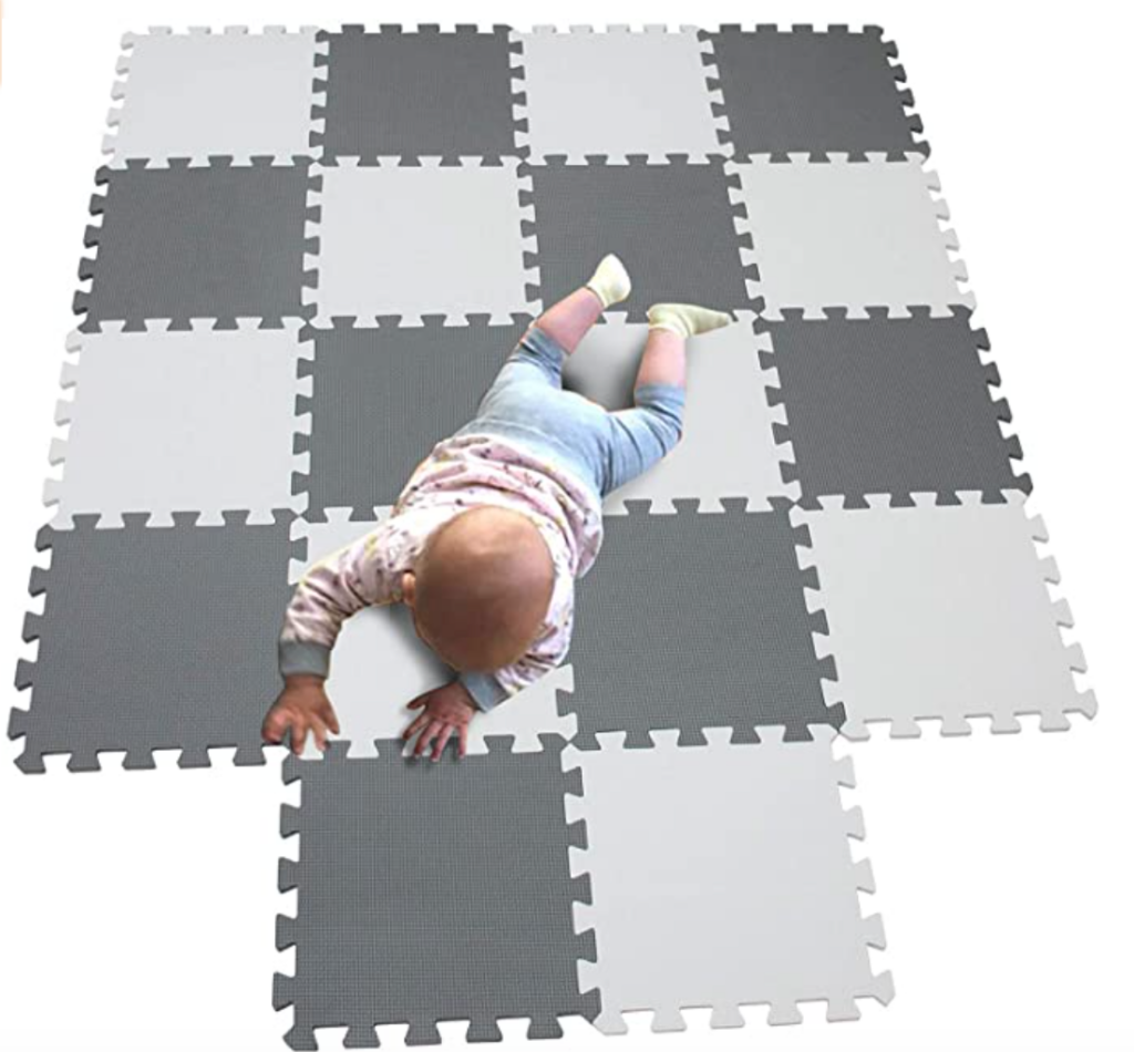 Baby play mats and crawling mats are an important part of your baby's playtime and development. Providing a safe and soft space for your baby to grow and learn