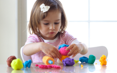 The Best Play-Doh Sets and Activities for Young Girls and Why Kids Love it