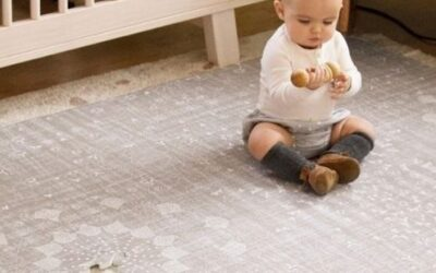 The Best Stylish and Soft Floor Mats for Crawling Babies (2021)