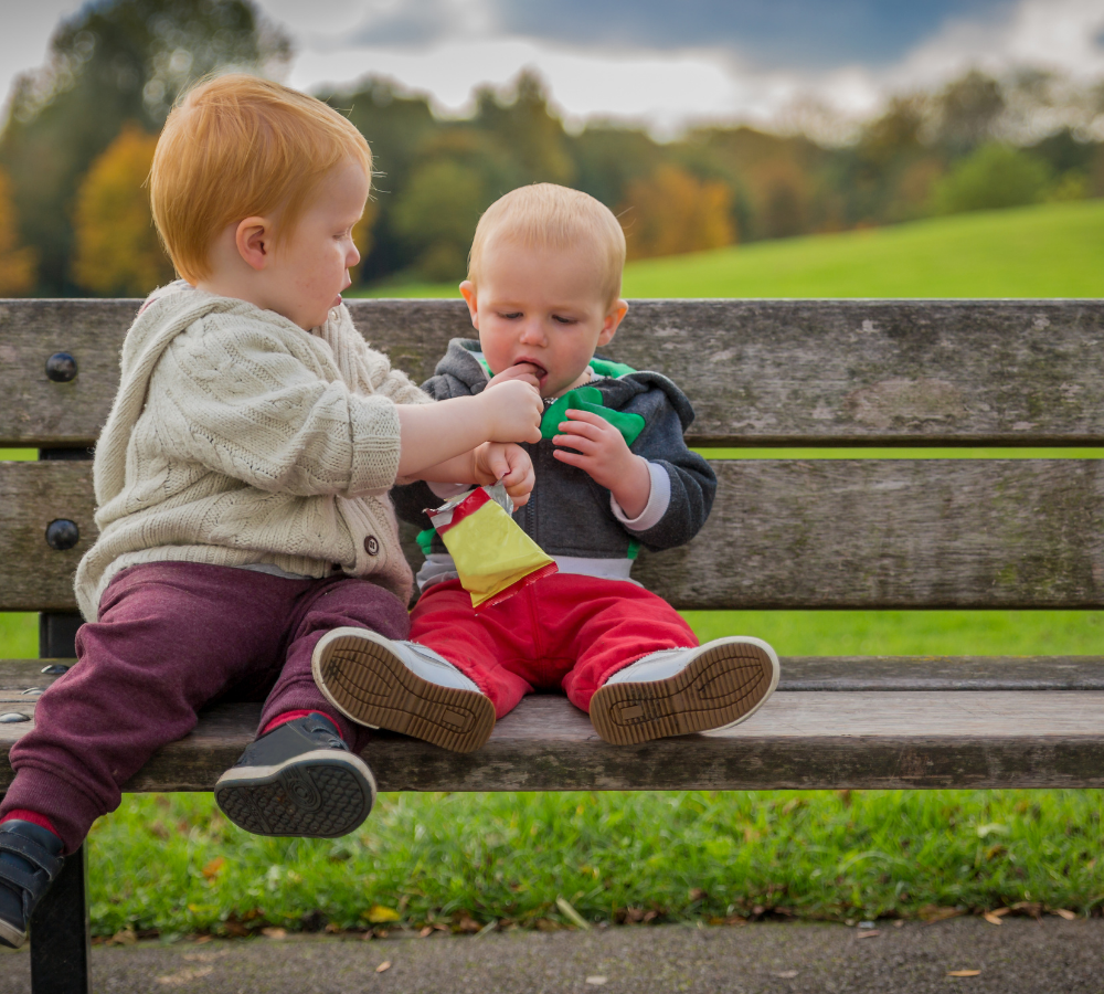 Most toddlers struggle with sharing, but here are some tips on how to teach your toddler to share without tears and frustration.