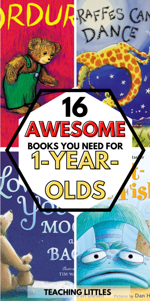 Reading is vital for the development of your one-year-old, so make sure you grab some of the best books for 1-year-olds to have in your home.