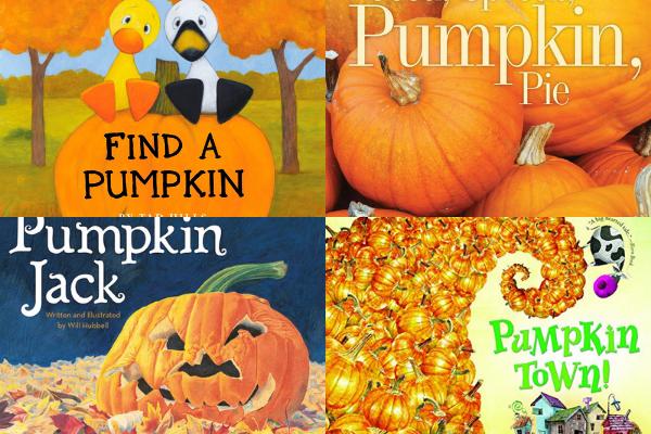 21 Pumpkin Books for Preschool Read-Alouds