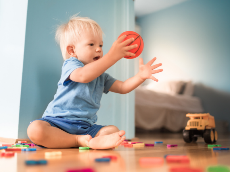 14 Activities for 14-Month-Old to Develop Skills and Senses