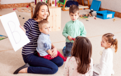 How To Teach Phonics To Preschoolers in 3 Simple Steps