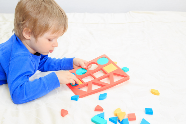 Teaching Shapes to Toddlers: 13 Fun Ideas to Get Started
